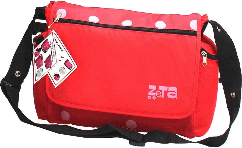 Warm Red Double Stroller with Bag Zeta Citi Twin Stroller Buggy Pushchair