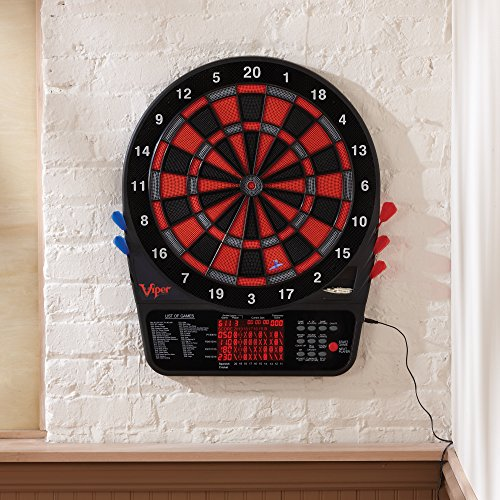 Viper 800 Electronic Soft Tip Dartboard by Viper (Image #3)