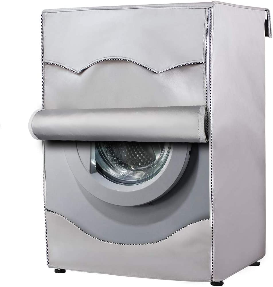 Washing Machine CoverDustproof Waterproof SunproofLaundry Dryer Protector