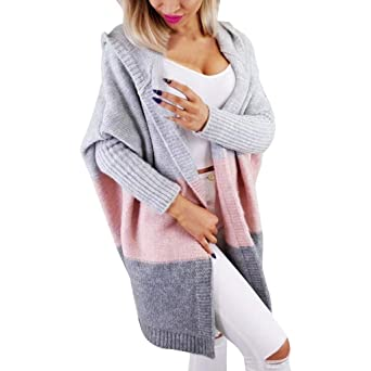 Jerséis para Mujer,BBestseller Moda Delgado Raya Hooded ...