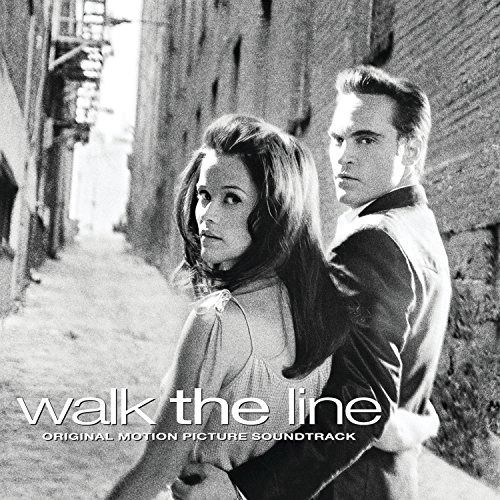 Walk The Line (Original Motion Picture Soundtrack) (Reese Witherspoon And Joaquin Phoenix Times A Wastin)