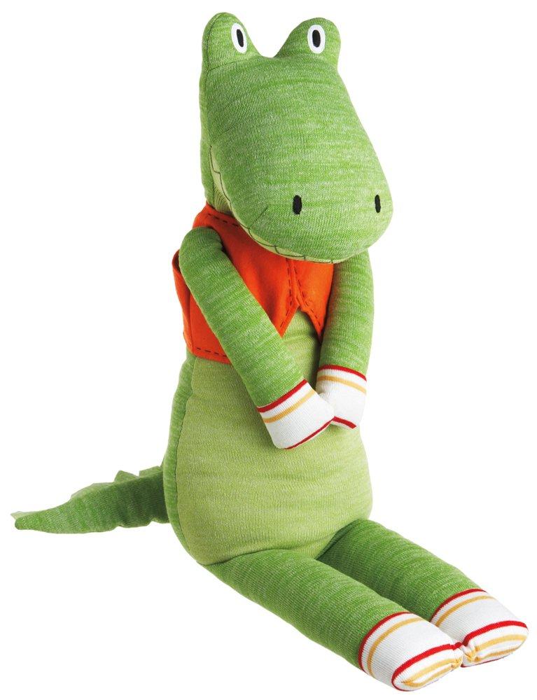 Monkeez ''Gilbert'' Gator Plush, Large