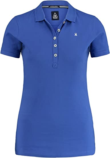 Gaastra Polo Royal Sea Femmes Bleu Blue Achat Vente polo