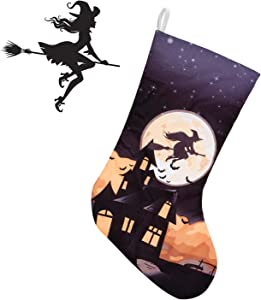 Sweepstakes: Joy&Leo 18 Inch Halloween Witch Trick or Treat Bag Christmas...