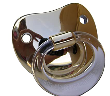 chupete - Billy Bob - Dummy Excalibur Gold: Amazon.es: Bebé