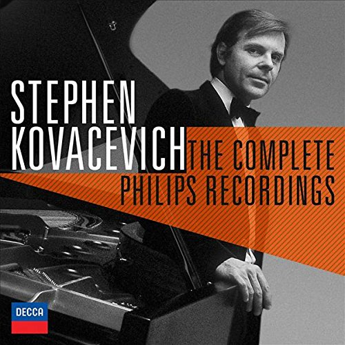 Stephen Kovacevich - Rank Philips Recordings [25 CD][Limited Edition Box Set]