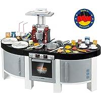 Theo Klein-9291 Bosch Cocina Vision Con 47 Accesorios