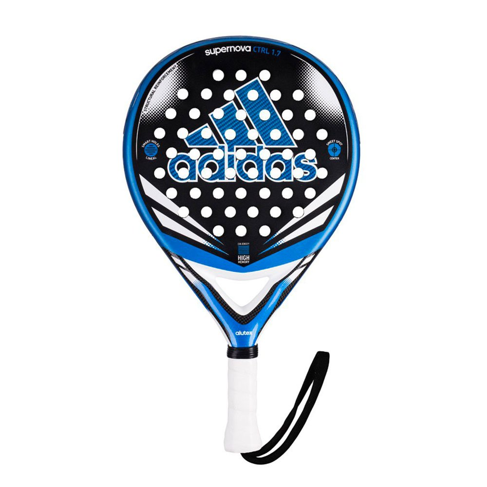 Amazon.com : adidas Padel Racket-Supernova CTRL 1.7 -Alutex ...