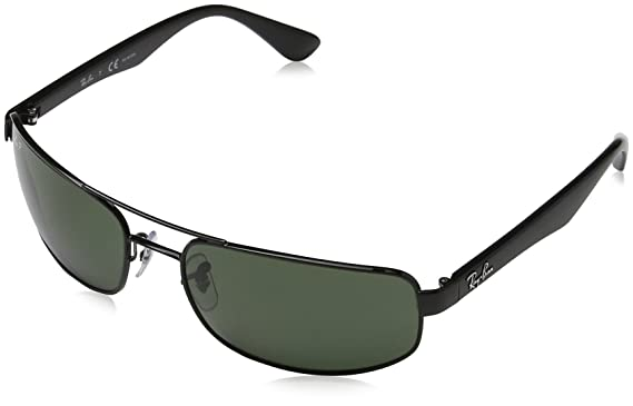 52f0df2451578 Ray-Ban Sunglasses (RB 3445)  Amazon.in  Clothing   Accessories