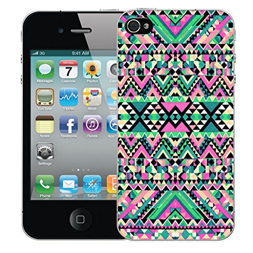 Mobile Case Mate iPhone 5 Silicone Coque couverture case cover Pare-chocs + STYLET - Chameleon pattern (SILICON)
