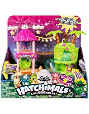 Hatchimals - Isla Luminosa Playset  (Bizak, 61929129)