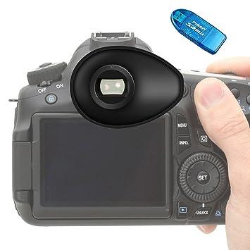 First2savvv Eyepiece Eyecup Magnifying for Nikon D750