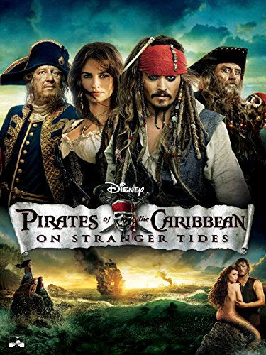 - Pirates of the Caribbean: On Stranger Tides