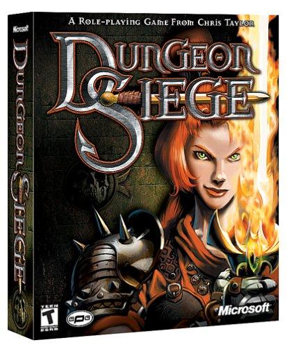 - Dungeon Siege - PC