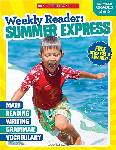 Weekly Reader: Summer Express Workbook (Between Grades 2 & 3) cover