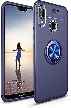 MIFanX Funda Huawei P Smart Plus/Nova 3i, Suave TPU Cover con 360 ...