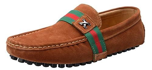 CFP - Botas mocasines hombre , color marrón, talla 41 EU: Amazon.es: Zapatos y complementos