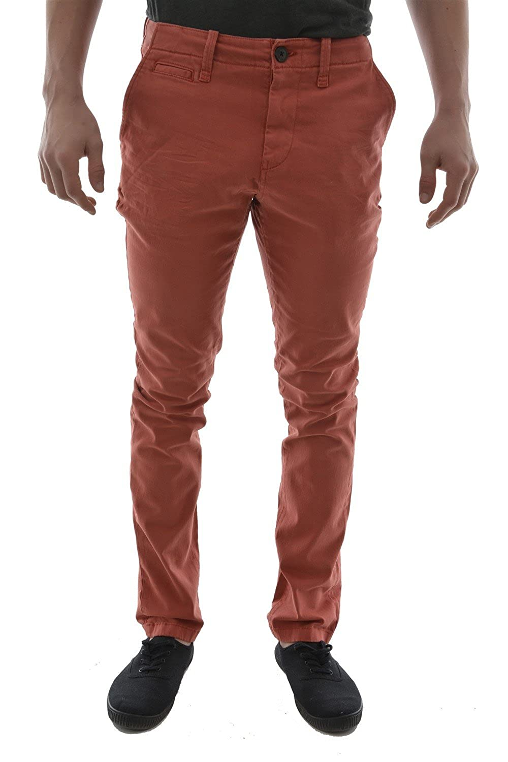 Petrol Industries tro568?Pants Trouser Red
