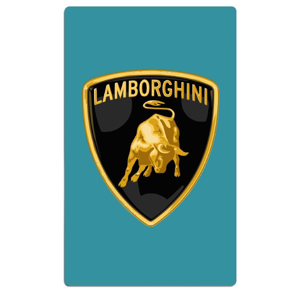 Bieshabi Lamborghini Logo Beach Towel For Adults 8697314610357