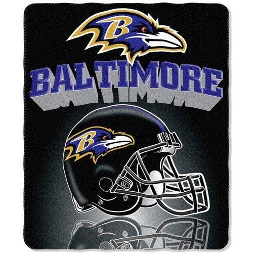 (Northwest Baltimore Ravens Gridiron Fleece)