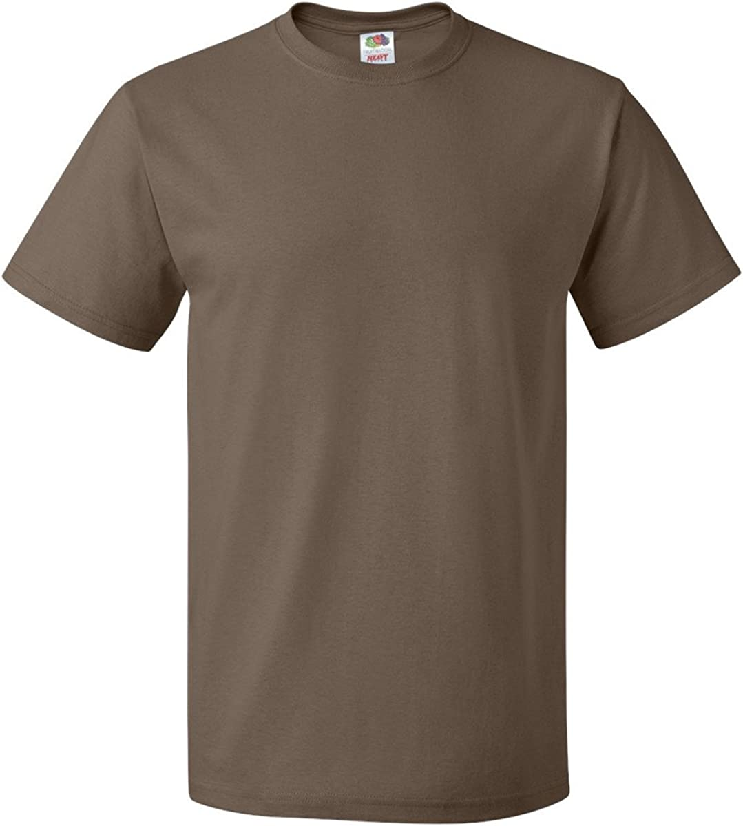 FRUIT OF THE LOOM Mens Heavy T-Shirt