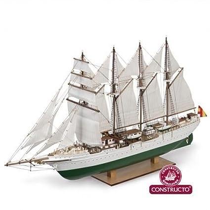 Amazon.com: Constructo – 80622 – J. S. Elcano – Echelle 1 ...