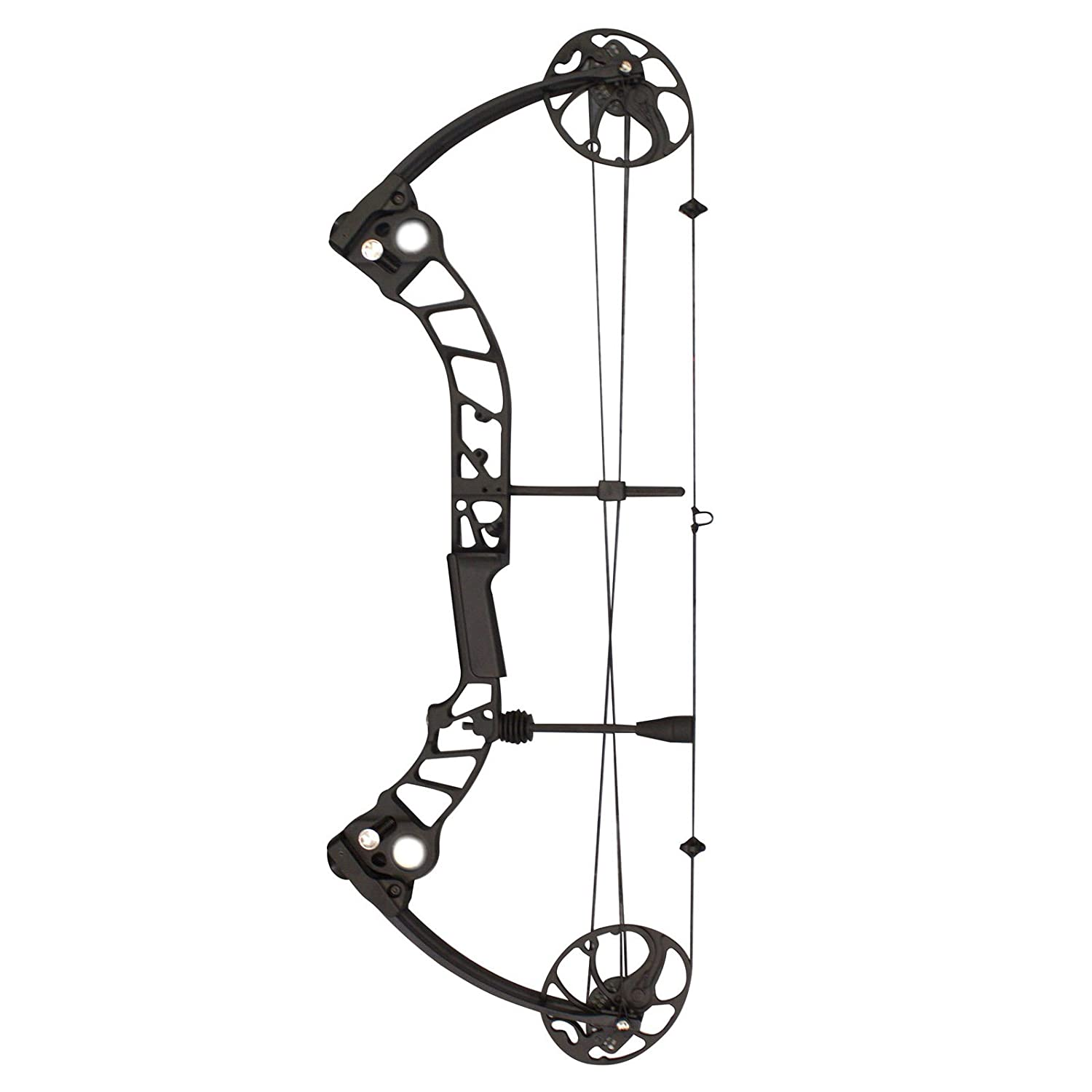 Southland Archery Supply SAS Destroyer Black Aluminum 70-Pound 32-inch Hunting Bow