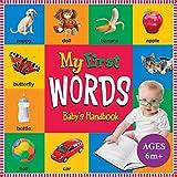 My First Words: Baby's First Handbook