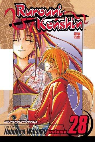 Rurouni Kenshin, Vol. 28: Toward a New Era