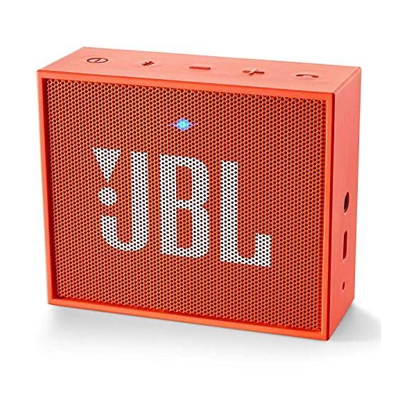 JBL Go Enceinte portable Bluetooth - Orange 5