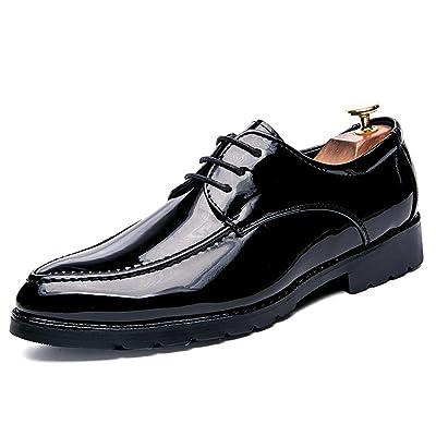 Automne Hommes D'affaires En Cuir Chaussures De Mode Casual En Cuir Chaussures Bas-Top Quotidien Chaussures De Marche Antiskid Amorti Chaussures 37-44