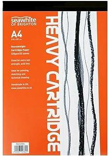 1 Pad A3 Heavyweight Cartridge Pad 220gsm 25 Sheets Acid Free Paper All Media Art 297mm x 420mm