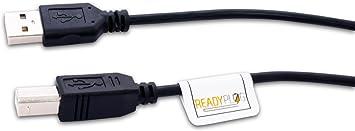 Amazon.com: readyplug Cables USB para: Brother hl-l2390dw ...