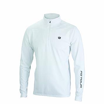 Wilson Staff Textil Golf Fg Tour M3 Thermal Tech - Sudadera de golf para hombre,
