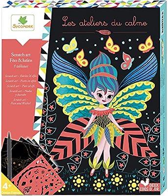 LES ATELIERS DU CALME The Workshop of The Calm creh510/Tables Fairies /& Elves