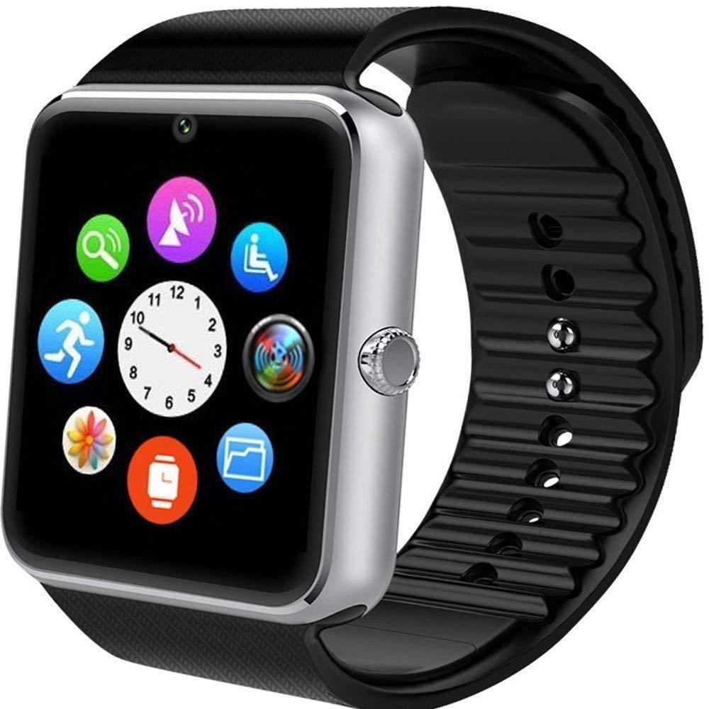 Willful Smartwatch, Reloj Inteligente Android con Ranura para Tarjeta SIM,Pulsera Actividad Inteligente para Deporte, Reloj Iinteligente Hombre Mujer niños, Reloj de Fitness con Podómetro Cronómetros product image