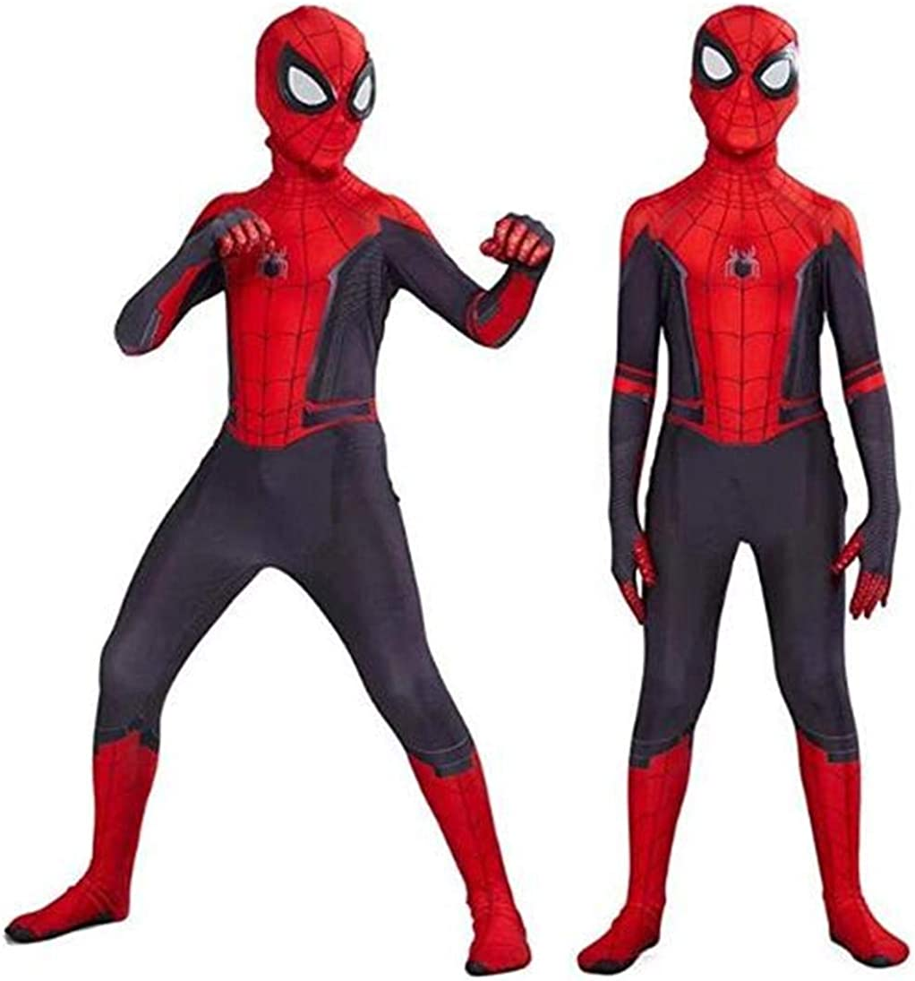 Cosplay Costume Kids Superhero Suits Halloween Bodysuit 3D Style