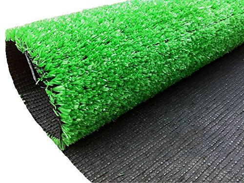 Indoor/Outdoor Green Artificial Grass Turf Carpet Rug/Putting Green/Dog Mat, Size: 4.92 (1, 3' x 13' = 39 Sq Feet) (Outdoor Carpet Indoor)