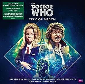 Doctor Who: City Of Death (Original Soundtrack) (Vinyl)