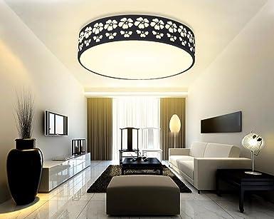 Plafoniere Con Lampadina A Vista : Plafoniere liwenlong lampada da soffitto led camera letto
