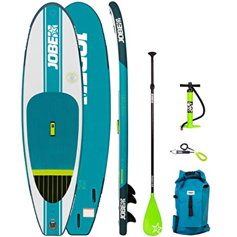 Jobe Lika 9.4 Inflatable SUP Paddle Board Package 2018 ...