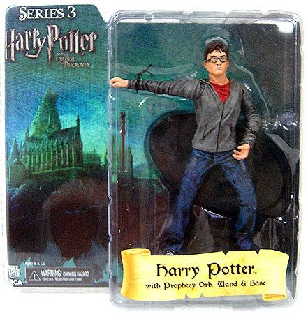 Harry Potter and the Order of the Phoenix NECA 7 Inch Series