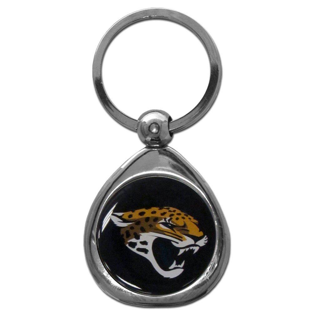 Siskiyou NFL Unisex Chrome Key Chain
