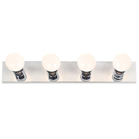 Amazon.com: Brightech - LightPro Vanity Lights- 4 LED Bulbs Included ...