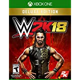 WWE 2K18 Deluxe Edition - Xbox One