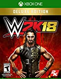 Video Games : WWE 2K18 Deluxe Edition - Xbox One