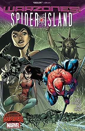 Spider-Island: Warzones! (Spider-Island (2015)) (English Edition)