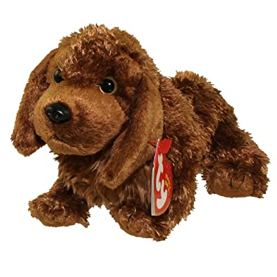 TY Beanie Baby - SEADOG the Newfoundland Dog [Toy]: Toys & Games