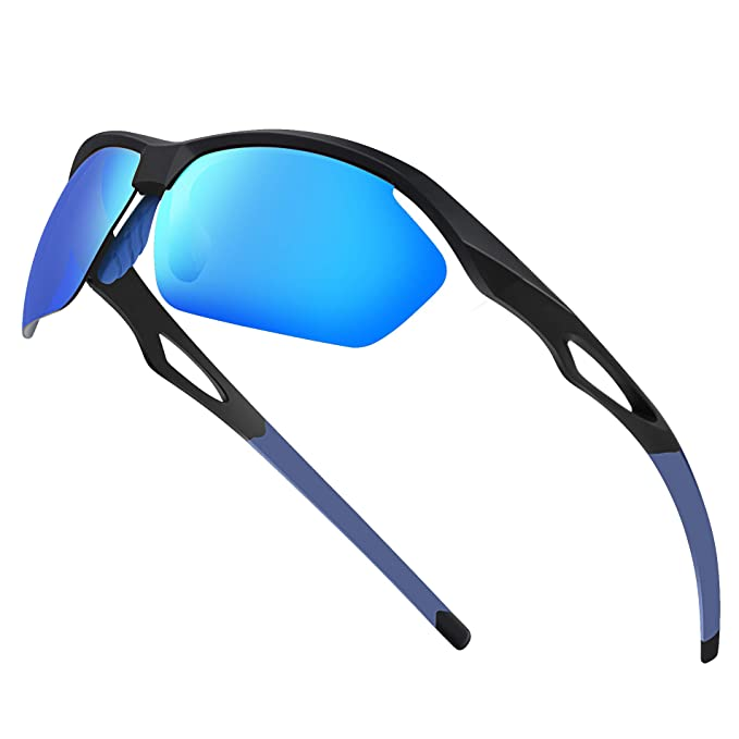 c9d3b4bab8f Amazon.com  Avoalre Sports Sunglasses
