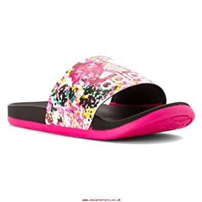 5186572fd Adidas Performance Adilette Supercloud Plus Graphic Slide Sandal ...